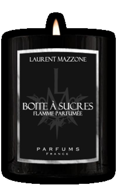 Bougies Parfumées : Boîte À Sucres - Laurent Mazzone Parfums
