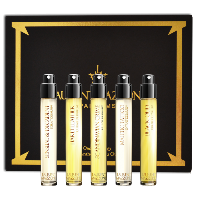 Oud Anthology : Coffret Oud Anthology - Laurent Mazzone Parfums