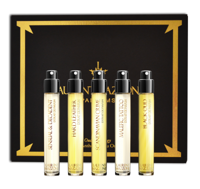 Oud Anthology : Oud Anthology - Laurent Mazzone Parfums
