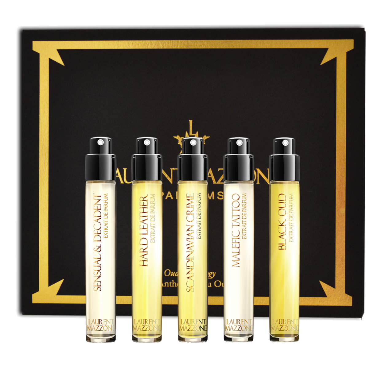 COFFRET OUD ANTHOLOGY - LM Parfums