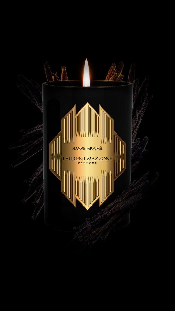 FLAMME PARFUMEE SENSUAL & DECADENT - LM Parfums