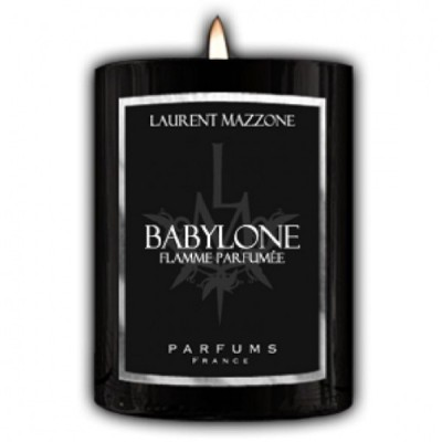 Perfumed Candles : Babylone - Laurent Mazzone Parfums