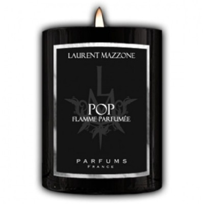 Bougies Parfumées : Pop - Laurent Mazzone Parfums