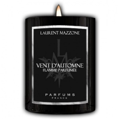 Perfumed Candles : Vent D'automne - Laurent Mazzone Parfums