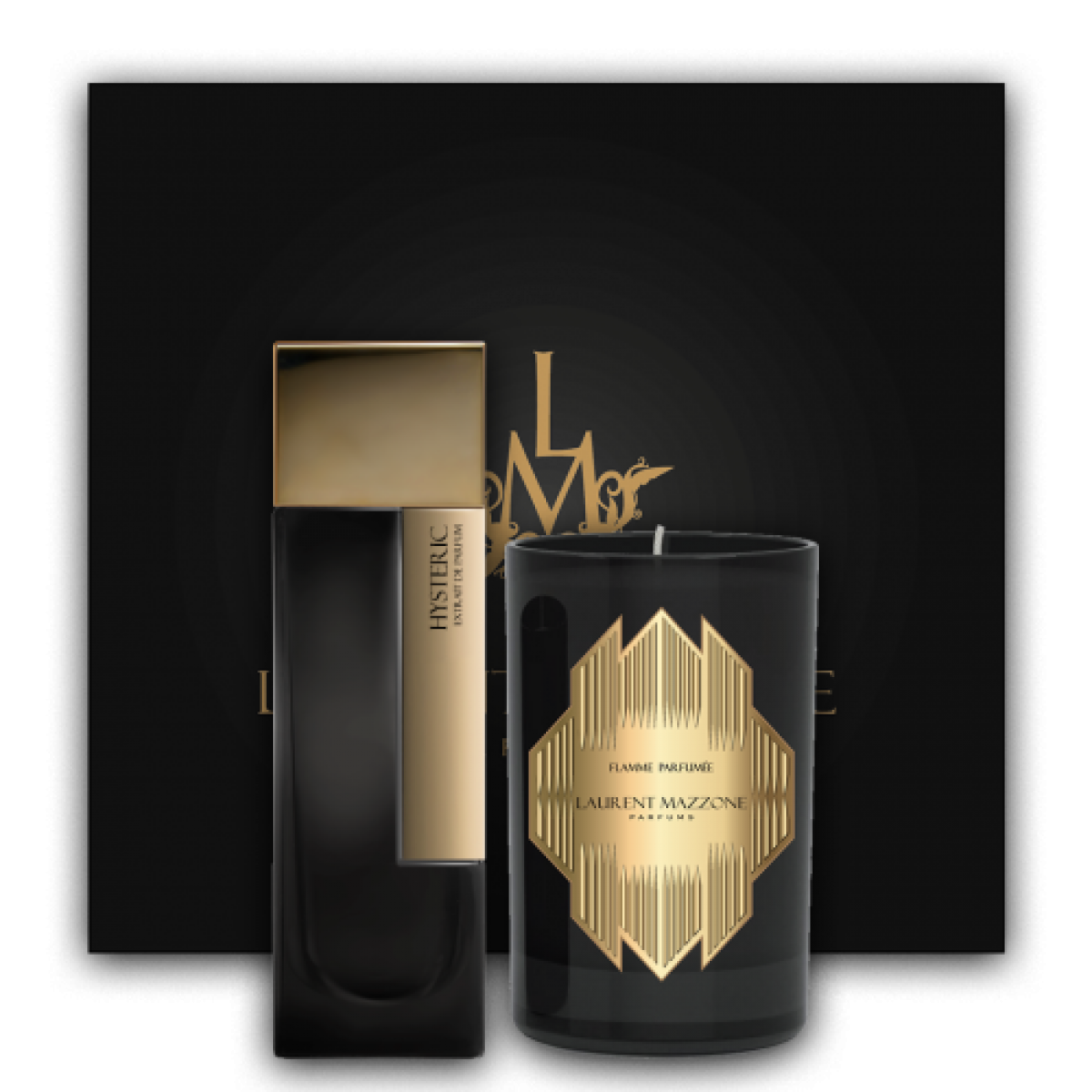 COFFRET HYSTERIC - LM Parfums