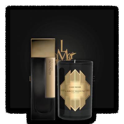 Coffrets : Coffret Veleno Doré - Laurent Mazzone Parfums