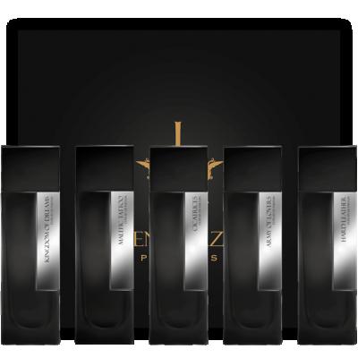 Coffrets : Coffret Silver - Laurent Mazzone Parfums