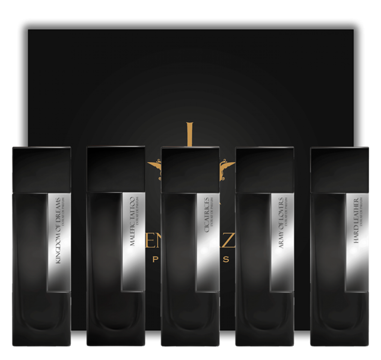 COFFRET SILVER - LM Parfums