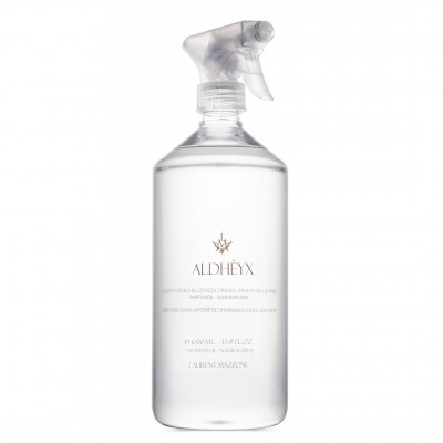 Hydroalcoholic Solutions : Aldhèyx - Laurent Mazzone Parfums